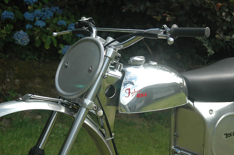 The 2015 MK2 Vistor BSA frame now modified suspention mounting and rear engine mountiing